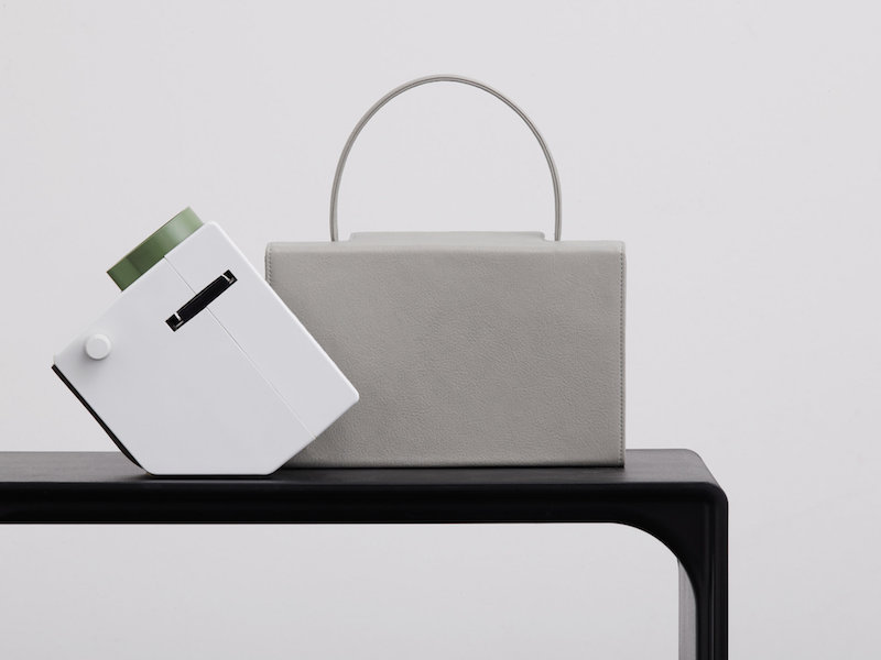Dieter Rams handbag for Tsatsas