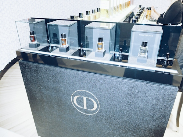 Dior's Musc Elixir Precieux Harrods Salon de Parfums 2