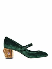 Dolce-Gabbana-jewelled-velvet-shoes