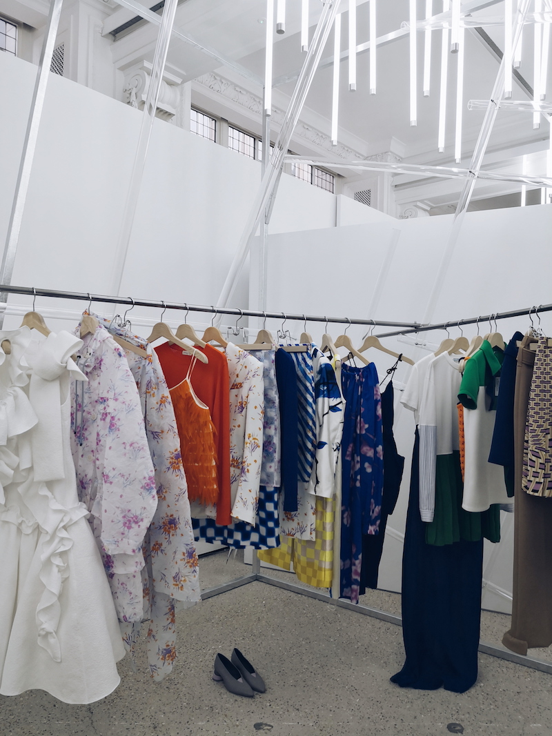 Dover Street Market Dries van Noten and Roberts Wood