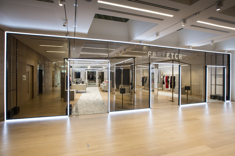 Farfetch Store of the Future