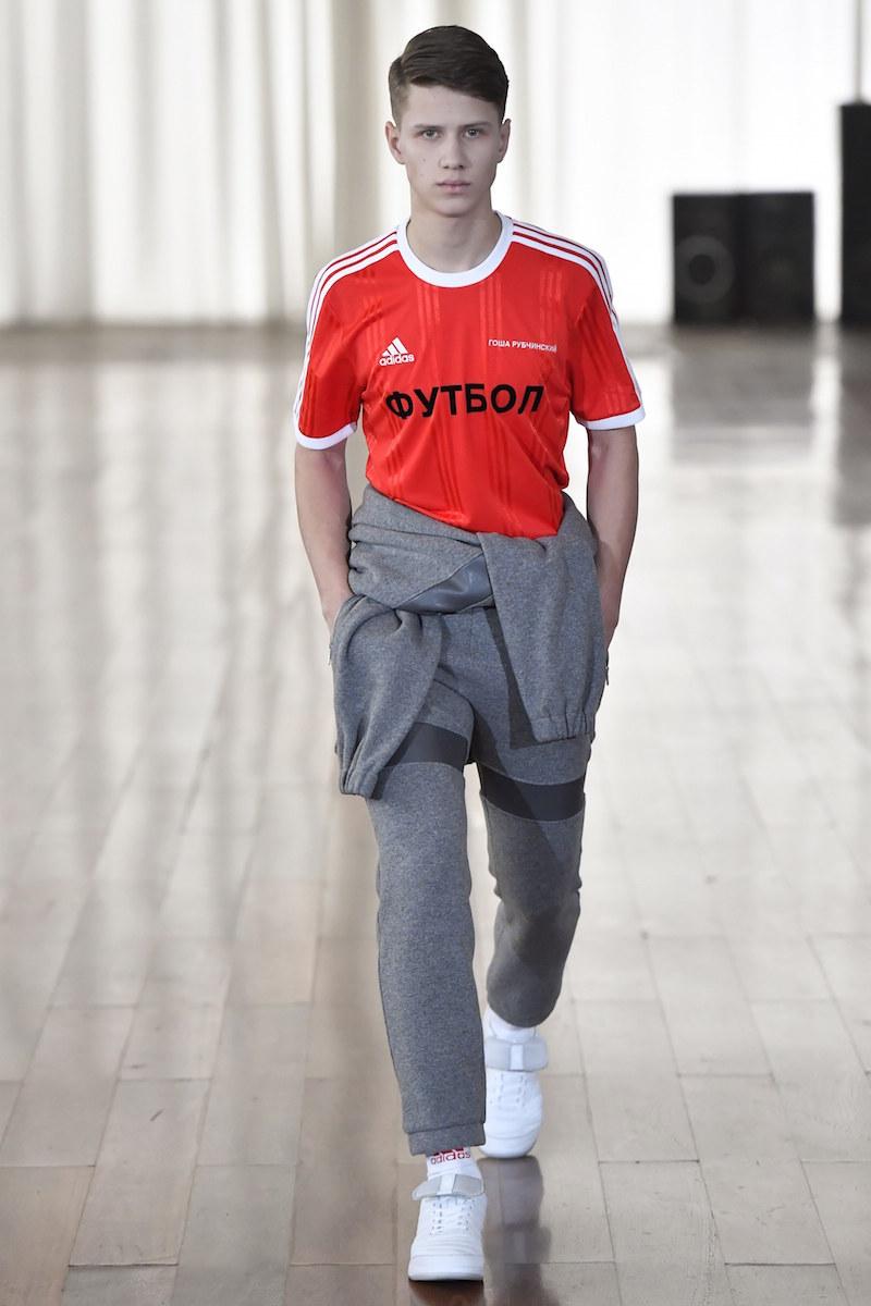 Gosha Rubchinskiy Adidas aw17