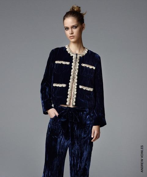 Grace wales bonner womenswear SS16