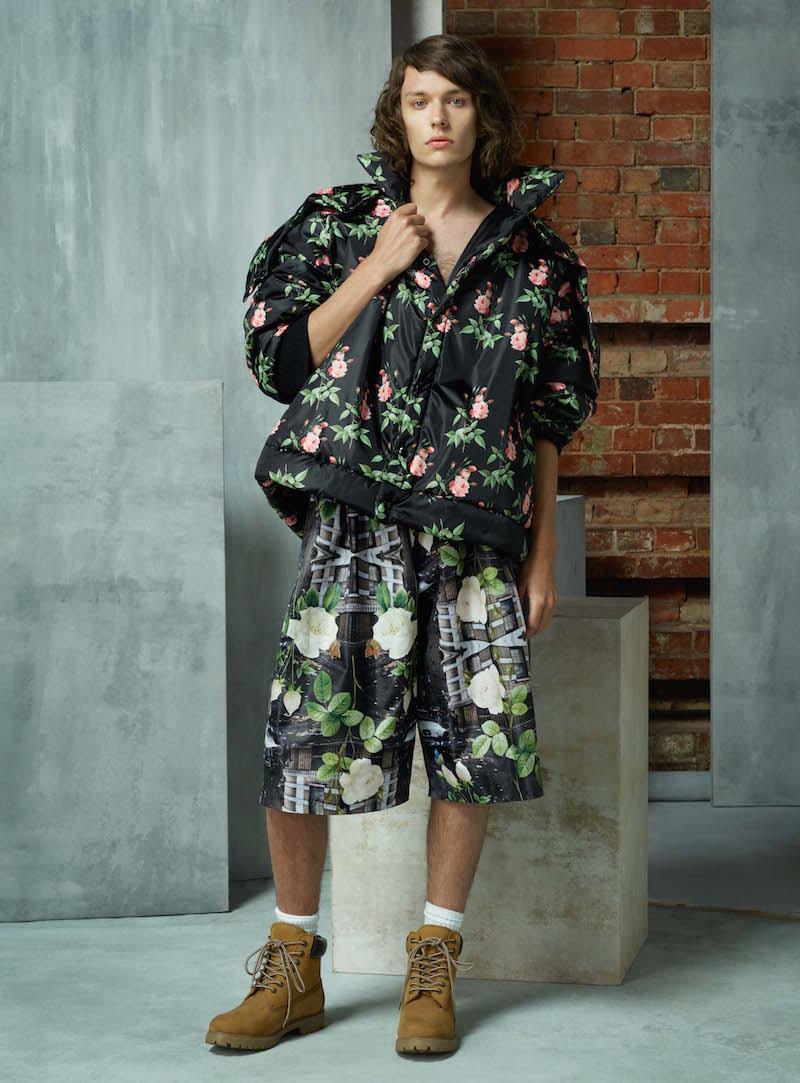 Jamie Backshall fashion design graduate, UCA Epsom