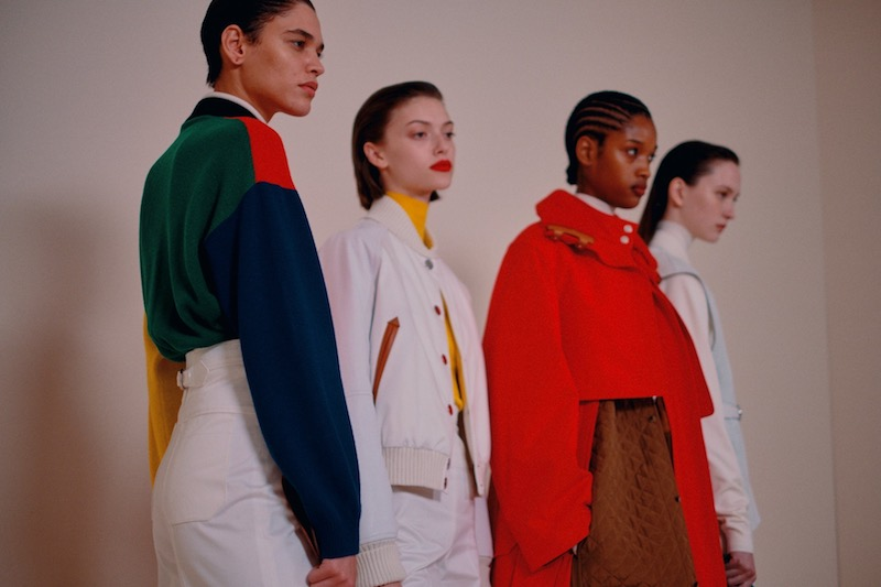 Hermes AW20 trend report - photo by Jamie Stoker