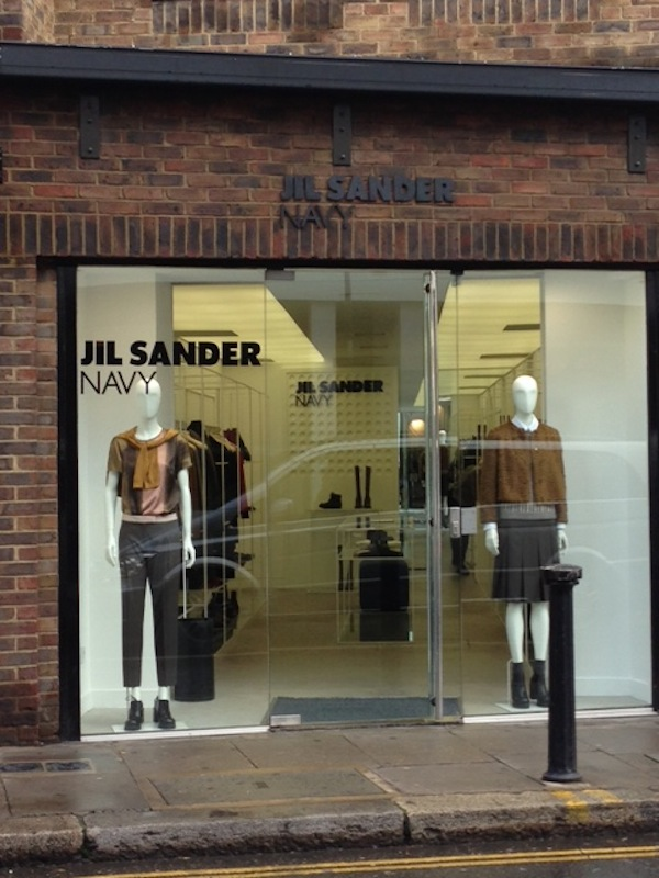 Jil-Sander-Navy-shop-Brompton-Cross
