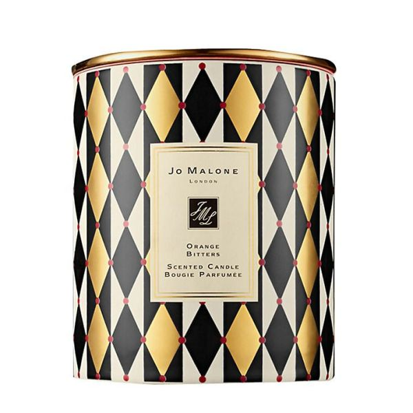 Jo Malone Orange Bitters candle in ceramic holder