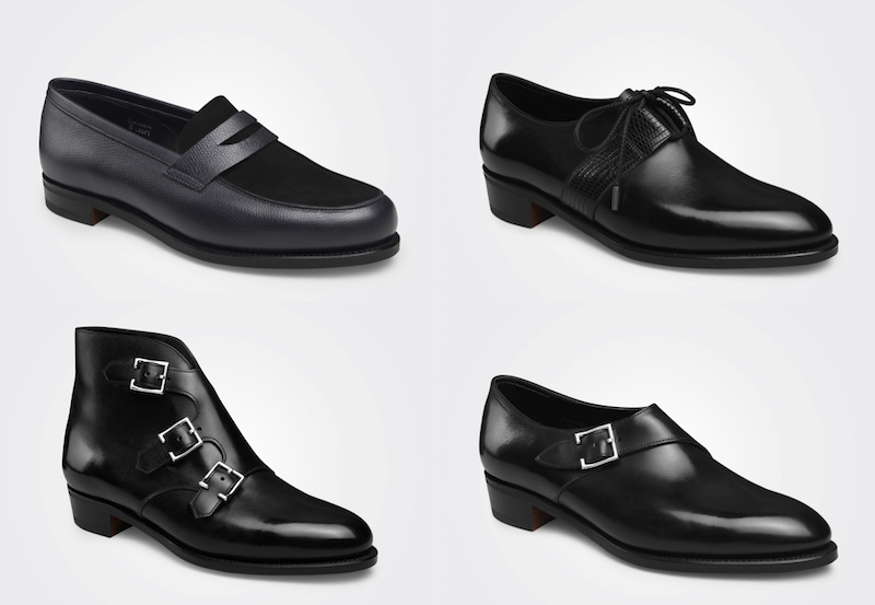 John Lobb women's shoes launching in September