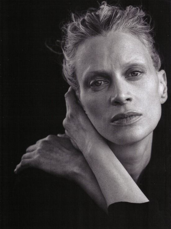 Kristen McMenemy by Peter Lindbergh
