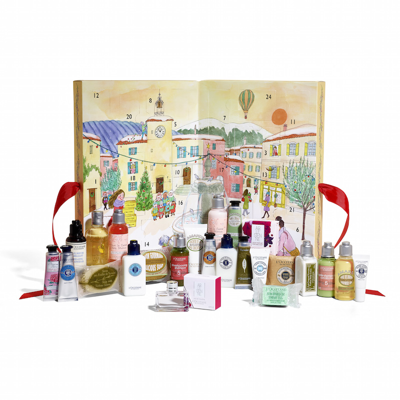 LOccitane Classic Advent Calendar