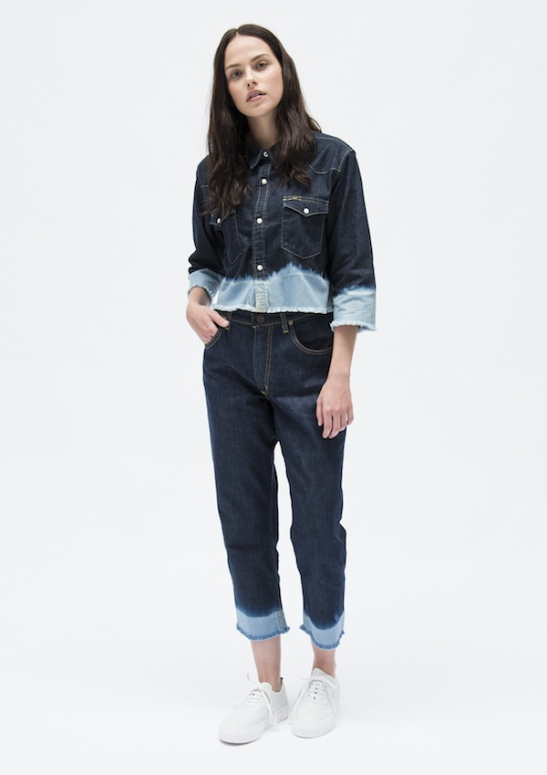 OTHER X Lee denim collection Aw14
