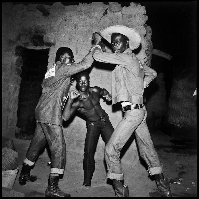 Les Trois Cowboys de la Brousse by Sanle Sory, 1971