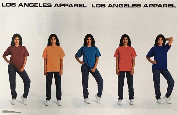 Los Angeles Apparel from Dov Charney