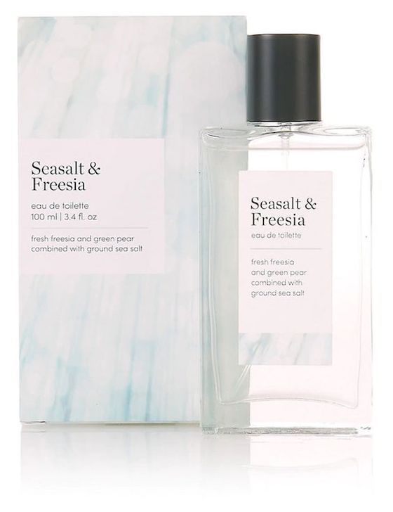 Marks and Spencer Seasalt & Freesia Eau de Toilette