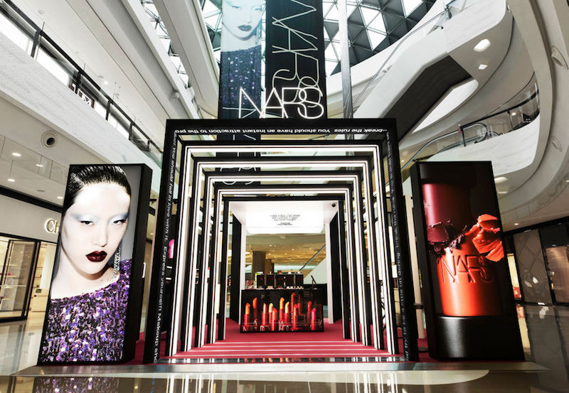 NARS Icons Sanya travel retail