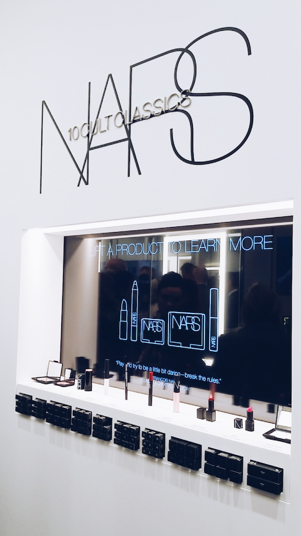 NARS covent Garden boutique