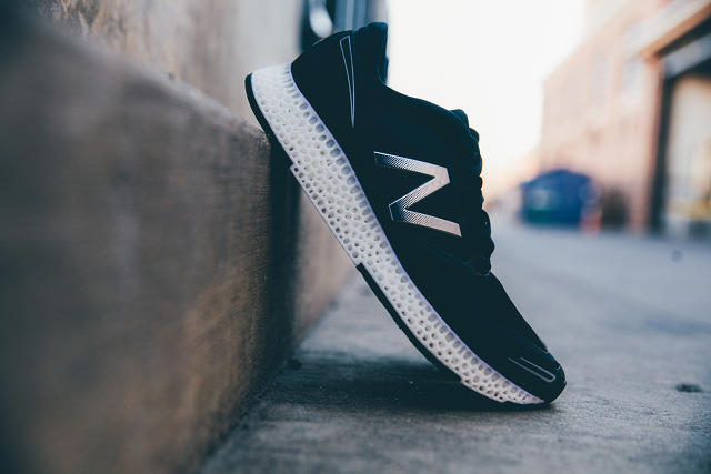 New Balance 3D printed trainers