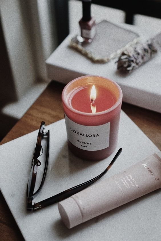 Overose candle