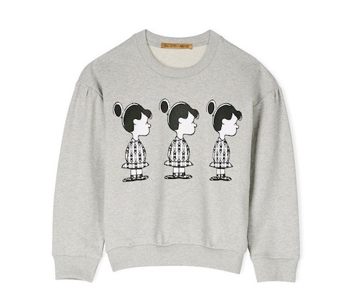 Peter Jensen Peanuts Sweatshirt Very Exclusive