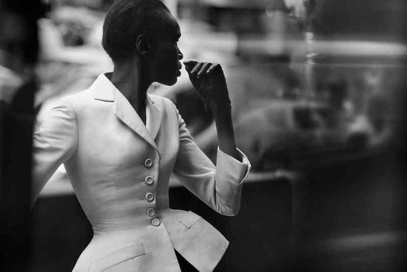 Peter Lindbergh Dior New York Times Square