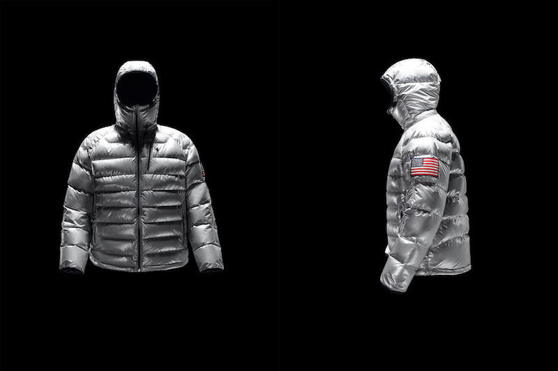 Polo Ralph Lauren Glacier Down Jacket with self heating technology