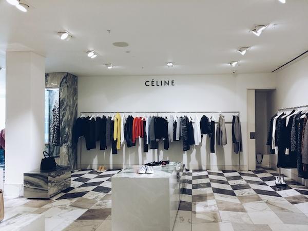 Selfridges-designer-galleries-celine