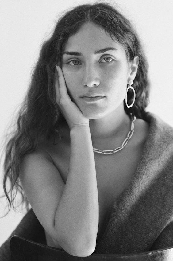 Sophie Buhai short silver chain
