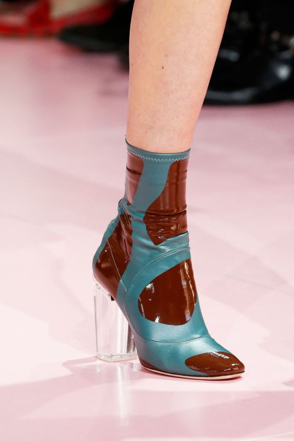StyleCom Dior Aw15 latex boots