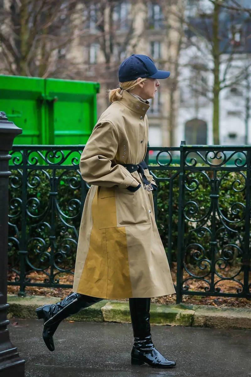 Suzanne Koller by Style du Monde
