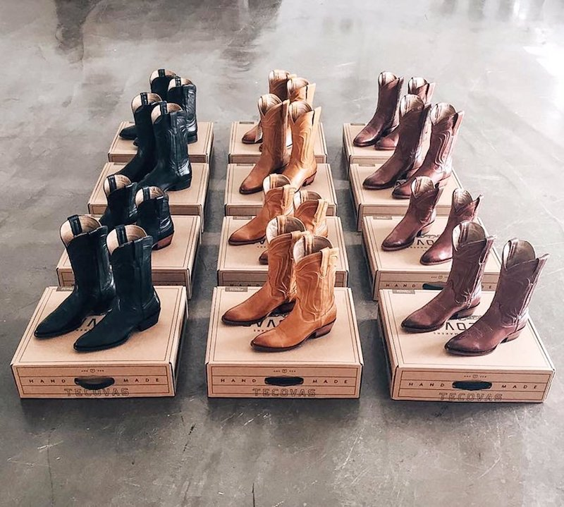 Tecovas cowboy boots