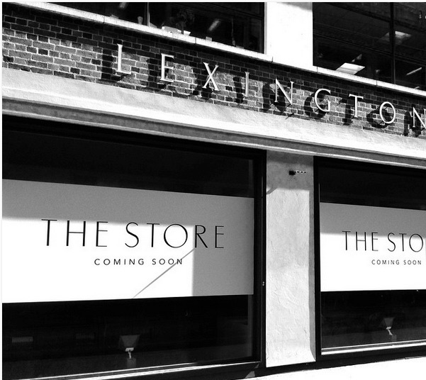 The Store Lexington Street