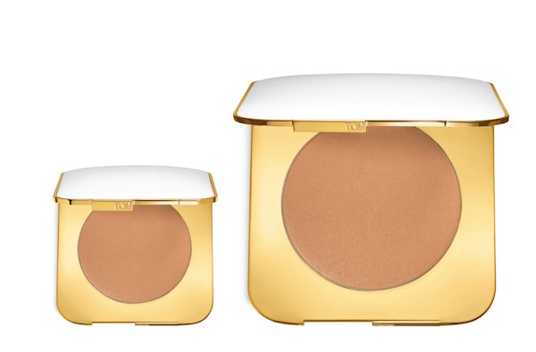 Tom Ford Bronzer in Gold Dust small and large