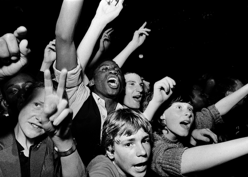 White Riot film - photo by Syd Shelton