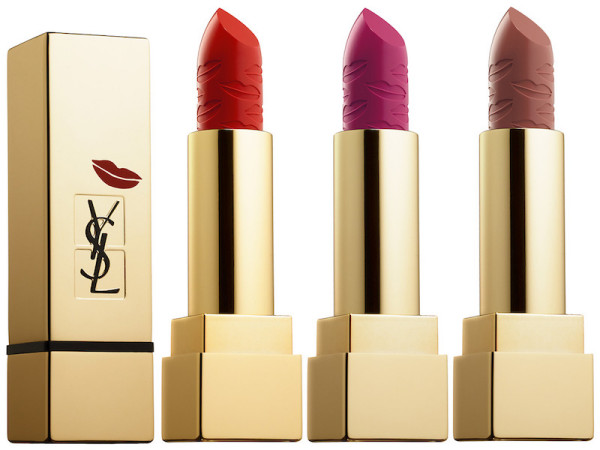 YSL Kiss & Love lipstick