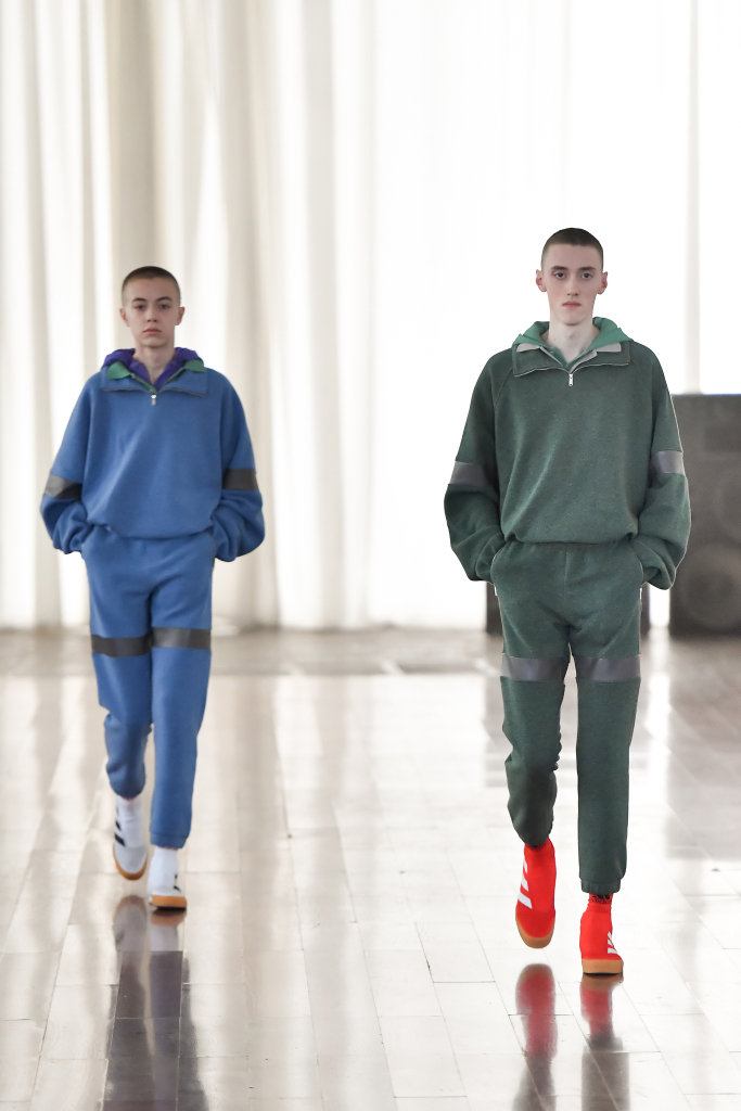 Gosha Rubchinskiy Men's Fall 2017