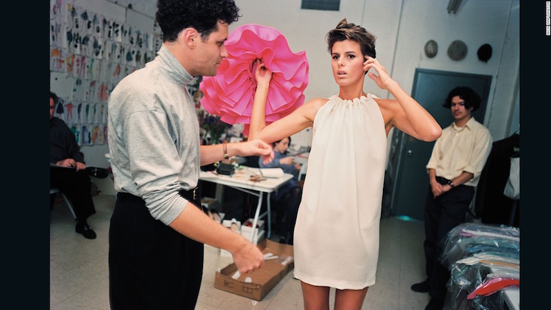 Isaac Mizrahi Pictures by Nick Waplington