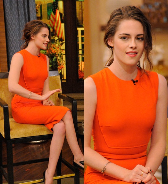 On K Stew And Her Cartier Juste Un Clou Disneyrollergirl