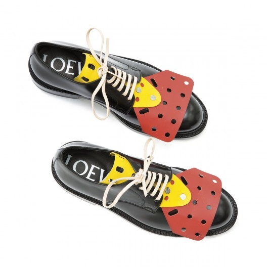 loewe-menswear-ss15-meccano-shoes