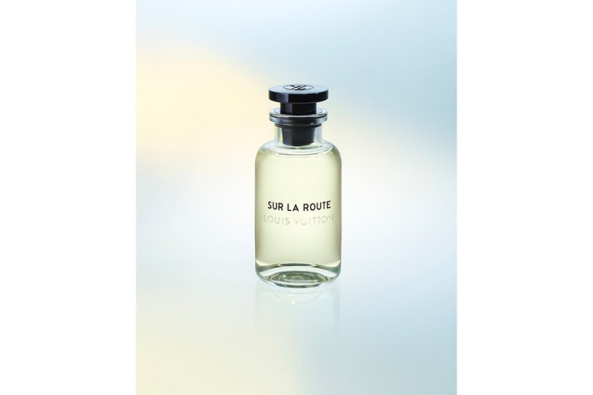 Louis Vuitton fragrance for men - Sur La Route
