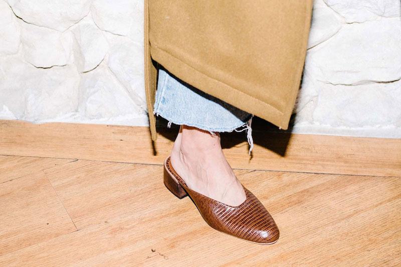 Mari Giudicelli footwear