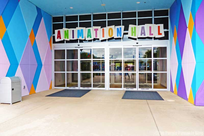 Disney's Art of Animation Resort - Animation Hall
