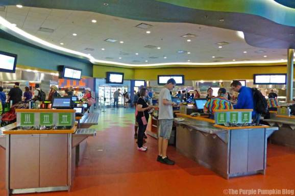 Disney's Art of Animation Resort - Landscapes of Flavors