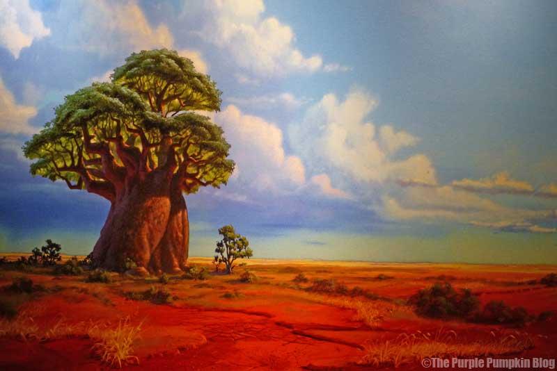Disney's Art of Animation Resort - Landscapes of Flavors Artwork