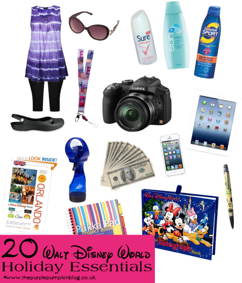 20 Walt Disney World Holiday Essentials