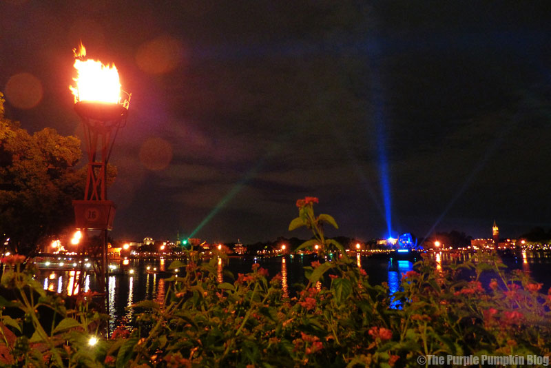 Epcot World Showcase Lagoon