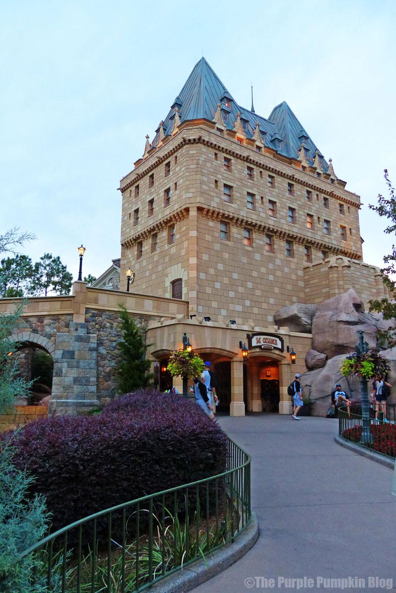 Le Cellier - Canada Pavilion - Epcot World Showcase