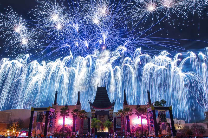 Star Wars - A Galactic Spectacular Firworks