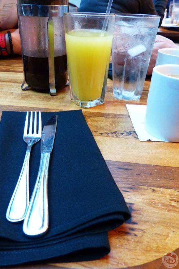 Kona Cafe at Disney's Polynesian Village Resort