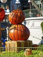 Magic Kingdom - Halloween Decorations