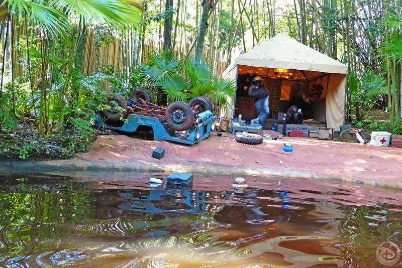 Magic Kingdom - Jungle Cruise